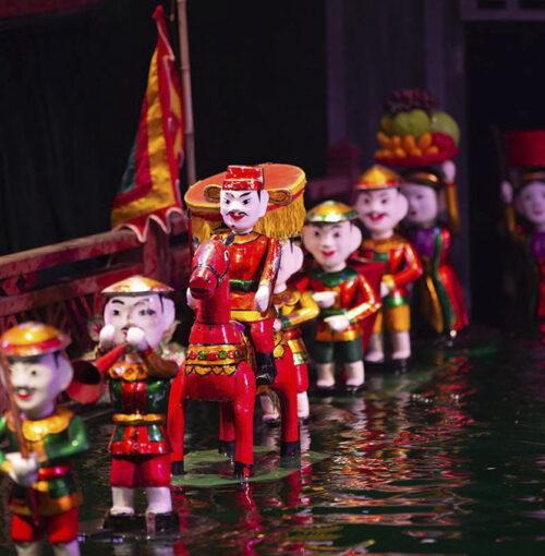 Nghệ thuật múa rối nước - Blog - Quyn