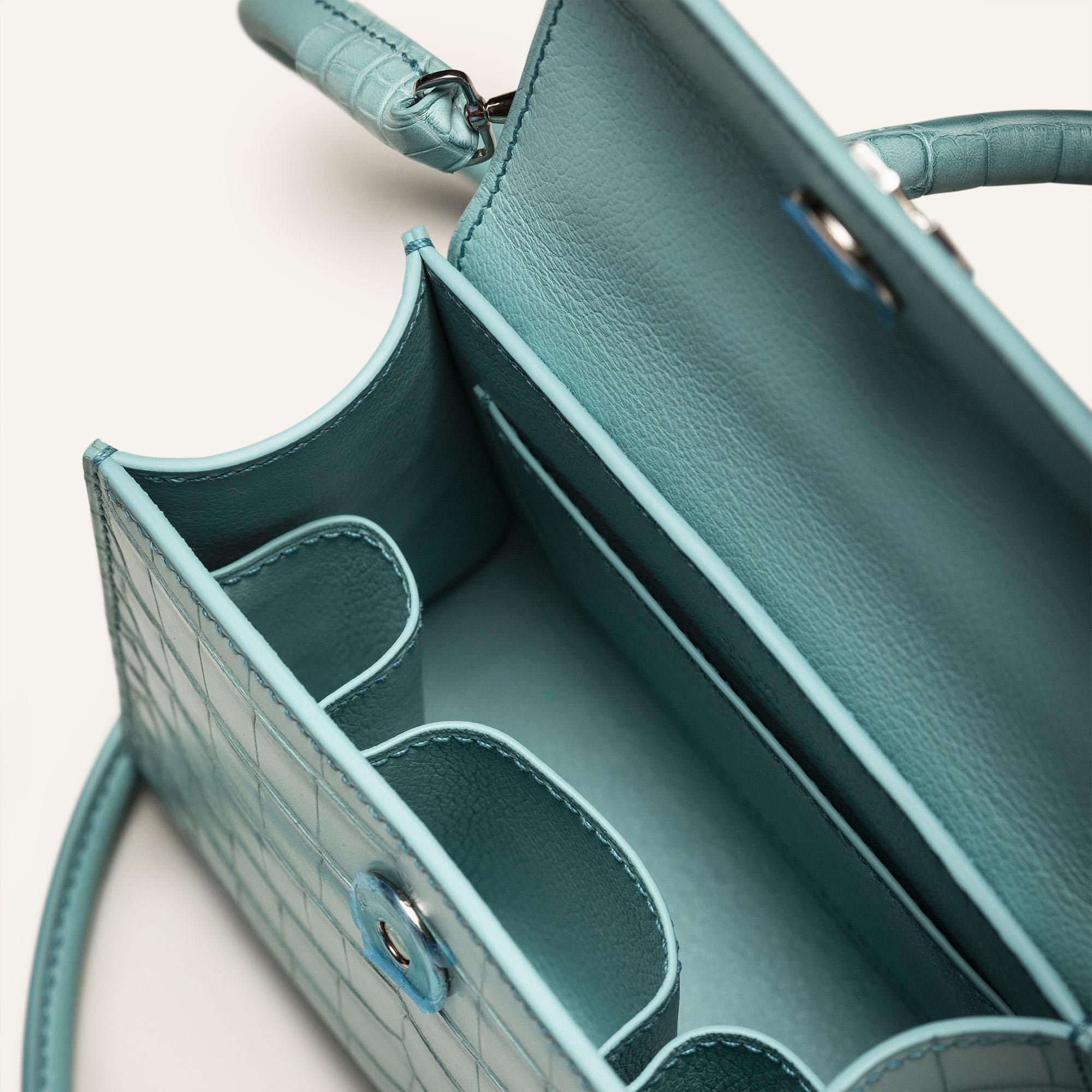 Túi nữ xách tay mini LN Quyn