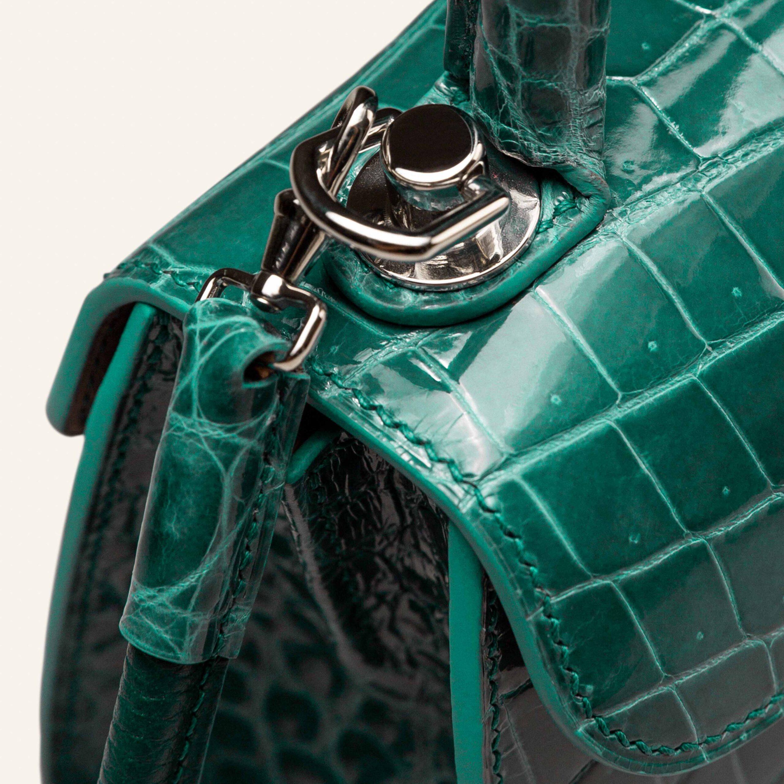 Túi nữ xách tay mini TML Quyn